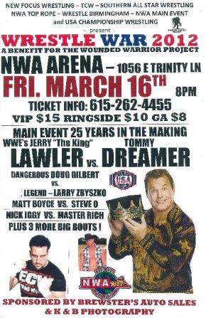 Lawler v Dreamer announced