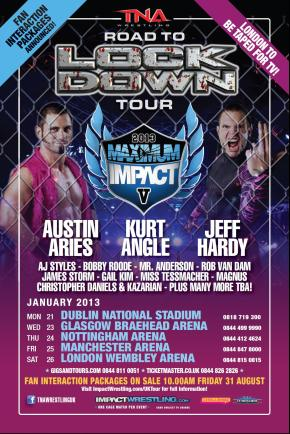 TNA Tour Poster 2